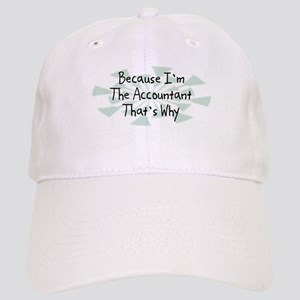 Because Accountant Cap