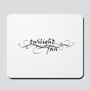 Twilight Fan Mousepad
