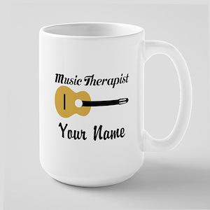 Personalized Music Therapist Mugs