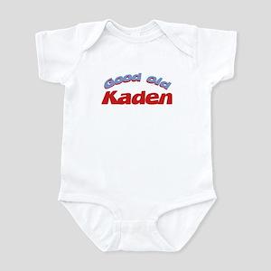 Good Old Kaden Infant Bodysuit