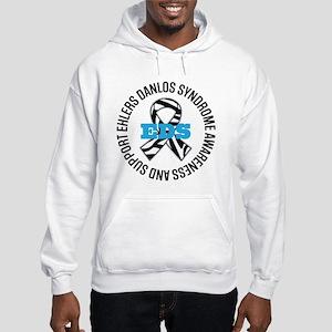 Ehlers Danlos Syndrome Ribbon Sweatshirt