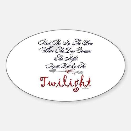 oddFrogg Meet Me In The Twilight Bumper