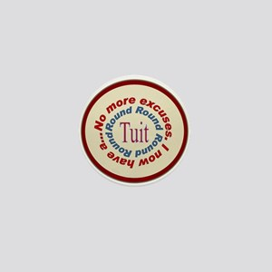Round Tuit Mini Button