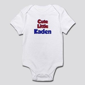 Cute Little Kaden Infant Bodysuit