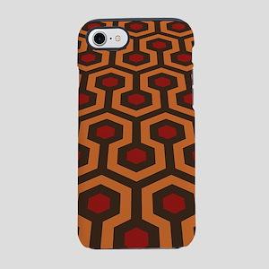 Horrible Honeycomb Pattern iPhone 7 Tough Case
