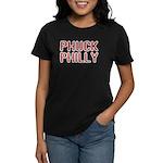 Phuck Philly 2 Women's Dark T-Shirt