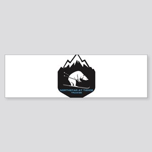 Northstar at Tahoe - Truckee - Ca Bumper Sticker
