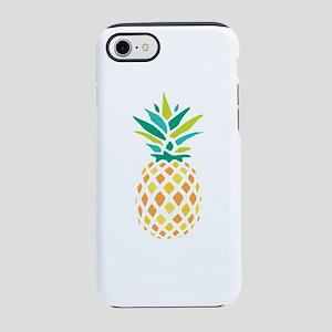 Orange Pineapple iPhone 7 Tough Case