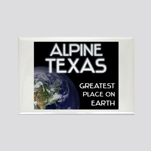 alpine texas - greatest place on earth Rectangle M