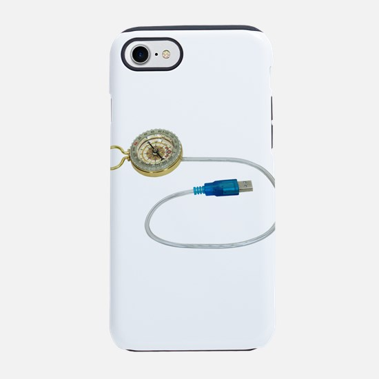 USBDirectionTool040509.png iPhone 7 Tough Case