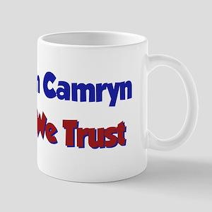 In Camryn We Trust Mug