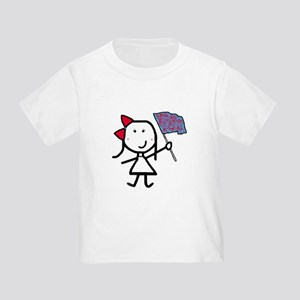 Girl & Color Guard T-Shirt