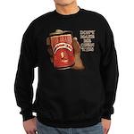 Can 'O Whoop Ass Sweatshirt (dark)
