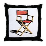 Film Brings Life Throw Pillow