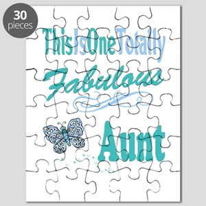 Totally Fabulous Aunt Puzzle