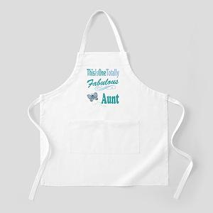 Totally Fabulous Aunt Light Apron
