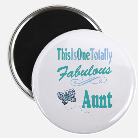 Totally Fabulous Aunt Magnet