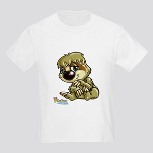Baby Sloth Kids Light T-Shirt