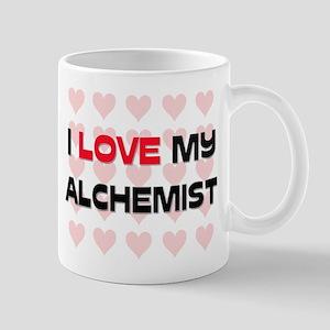 I Love My Alchemist Mug