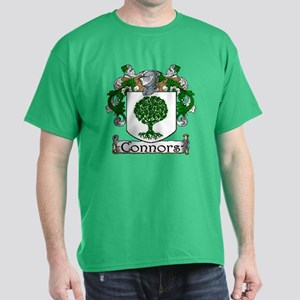 Connors Coat of Arms Dark T-Shirt