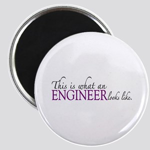 What an ENGINEER Looks Like Magnet