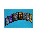 Science Rectangle Magnet (10 pack)
