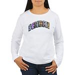 Science Women's Long Sleeve T-Shirt