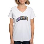Science Women's V-Neck T-Shirt