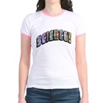 Science Jr. Ringer T-Shirt