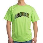 Science Green T-Shirt