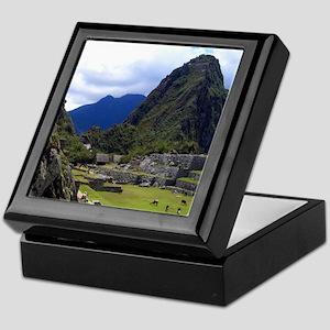 Machu Picchu Keepsake Box