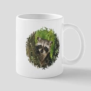 Baby Raccoon Mug