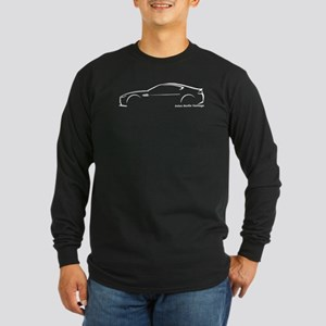 Aston Martin Vantage Long Sleeve Dark T-Shirt