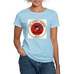 USS Samuel Gompers (AD 37) Women's Light T-Shirt