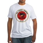 USS Samuel Gompers (AD 37) Fitted T-Shirt