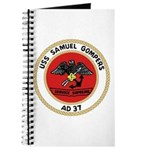 USS Samuel Gompers (AD 37) Journal