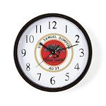 USS Samuel Gompers (AD 37) Wall Clock