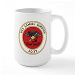 USS Samuel Gompers (AD 37) Large Mug