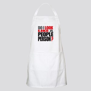 People Person BBQ Apron