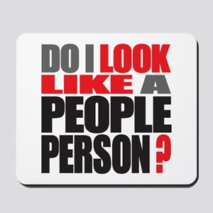 People Person Mousepad
