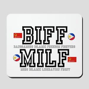 BIFF - MILF, PHILLIPINES Mousepad