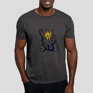 The Sun Is Smiling Dark T-Shirt