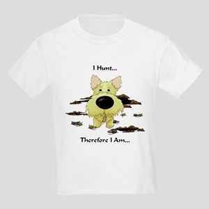 Cairn Terrier - I Hunt... Kids Light T-Shirt