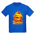 Socialism Kids Dark T-Shirt