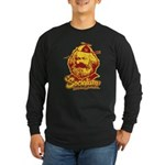 Socialism Long Sleeve Dark T-Shirt