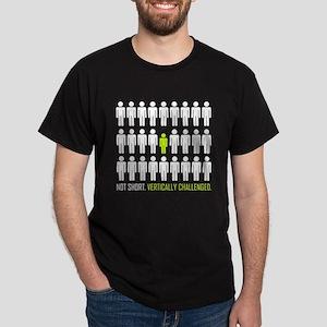 Vertically Challenged Dark T-Shirt