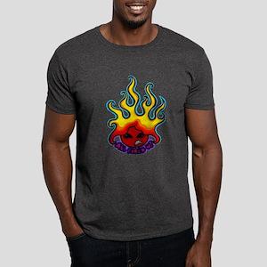 All Fired Up Dark T-Shirt