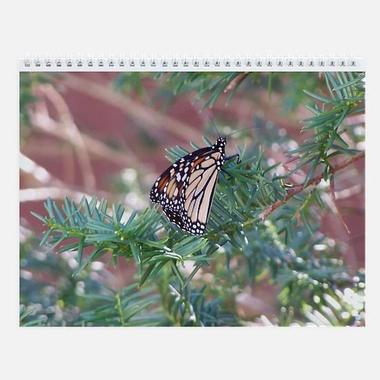 "Nature's Artistry ""Splendor"" Wall Calendar"