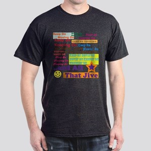 70s Optimism Bright Dark T-Shirt