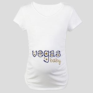 Vegas Baby Maternity T-Shirt